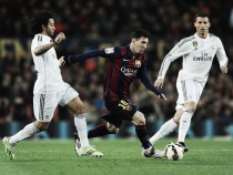 Combined XI of current Real Madrid and Barcelona footballers