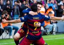 Liga, 22esima giornata: Barcellona solo in vetta, Real goleada all'Espanyol