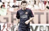 """Leo Messi: """"Seguiré en el Barça todo el tiempo que quieran"""""""