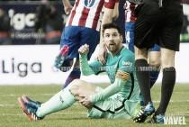 Atlético de Madrid-FC Barcelona: puntuaciones del Barcelona, ida semifinal de la Copa del Rey