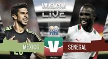 Resultado México 2-0 Senegal en partido amistoso