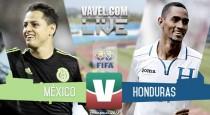 Resultado México - Honduras en Hexagonal 2015 (2-0)