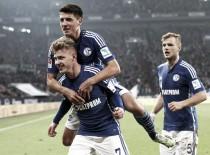 Meyer guía al Schalke a la victoria