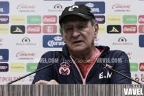 """Enrique Meza: """"Me preocupa todo de Tigres"""""""