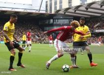 "Fellaini admits ""little crisis"" as United lose three on the bounce"