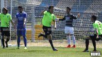Fotos e imágenes del Fuenlabrada-SD Huesca de la trigésimo cuarta jornada del Grupo 2 de Segunda B