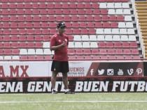 """Alfonso Sosa: """"Tenemos que dejar todo en el terreno de juego"""""""