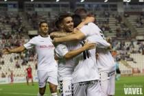 Fotos e imágenes del Albacete Balompié 3-0 SD Zamudio