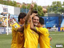 Fotos e imágenes del Alcorcón-Racing de la trigésimo tercera jornada de la Segunda División