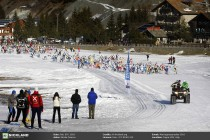 Alan Martinelli ed Elisa Brocard vincono la Marciagranparadiso Rossignol Race a Skating in una giornata da cartolina