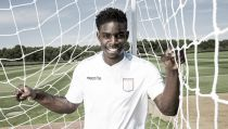 """""""I can't wait to get started"""" says Micah Richards"""