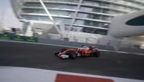 F1 Abu Dhabi - Nelle FP3 Vettel davanti a tutti
