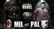AC Milan vs Palermo Preview: Milan hoping to kick on after poor start