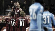 Napoli - Milan: le formazioni ufficiali