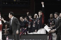 Eurolega: l'Olimpia Milano dura due quarti e mezzo, poi dilaga il CSKA Mosca (64-79)