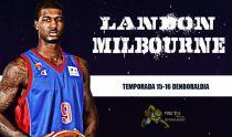 Landon Milbourne llega por una temporada al RETAbet.es GBC