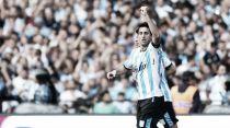 Diego Milito: ''Tenemos mucha fe para revertir el partido''