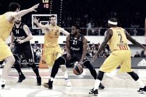 Eurolega - Miller, Melli e la difesa: splendido Bamberg, Barcellona travolto. Trinchieri sogna i playoff