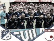 Millonarios - Santa Fe: el azul sin nada que perder