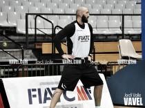 Milovan Rakovic, dado de alta, debutará el domingo ante Estudiantes