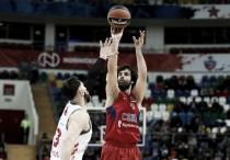 Turkish Airlines Euroleague - Gara uno è del CSKA, i russi battono un Baskonia mai domo (98-90)