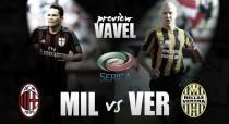AC Milan - Verona: Rossoneri take on must-win match