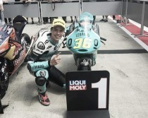 Rookie Mir speechless after successful weekend at the Red Bull Ring