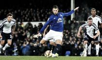 Everton 0-0 West Brom: Compact Baggies frustrate patient Everton