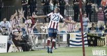Fotos e imágenes del Atlético de Madrid - Eibar, de la segunda jornada de Liga BBVA