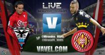 Mirandés - Girona en directo online (0-1)
