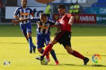 Mirandés vs Alavés en vivo y en directo online en Liga Adelante 2016 (0-0)