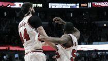 Resumen NBA: Gasol y Mirotic acaban con la racha de Westbrook
