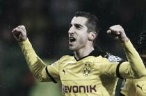 Dortmund's Bellarabi chase gives United hope in bid to sign Mkhitaryan