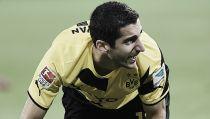 Mkhitaryan se suma a la larga lista de bajas del Dortmund