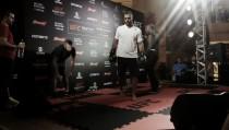 Em clima de descontração, UFC Fortaleza tem início com treinos abertos