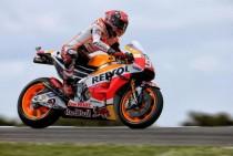 MotoGP, prove libere: l'acqua scombina i piani