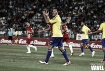 """Migue González: """"Uno confiaba en sacar resultados positivos fuera de casa"""""""