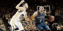 Westbrook despierta a los Thunder, que se llevan el 'game 1' de Golden State