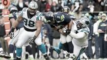 Dos cuartos de ataque, dos de cuidado: la receta de Carolina para derrotar a los Seahawks