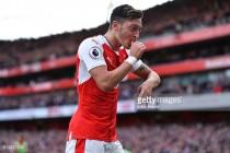 Arsenal 3-2 Swansea City: Gunners seal three points in tense affair