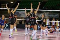 Volley, A1 femminile - Nona di ritorno: tra le big crolla solo Scandicci