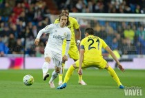 El Real Madrid recibirá al Villarreal el miércoles 21 a las 20:00
