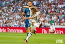Modric,elegido como el mejor del Real Madrid - Celta de Vigo