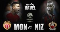 Previa AS Mónaco - Niza: el liderato de la Ligue 1 está en juego