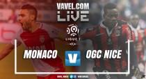 Resultado Monaco x Nice pela Ligue 1 2017 (3-0)