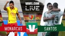 Santos consigue un punto en Michoacán