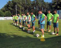 Los primeros amistosos del verano del Real Valladolid