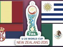 Mondiali Under 20: Girone D