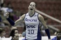 Após classificação, Monique ressalta melhora do Rio de Janeiro nos playoffs da Superliga