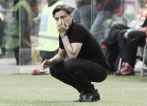 """Montella lamenta má pontaria dos jogadores em revés do Milan: """"Falta um pouco de capricho"""""""